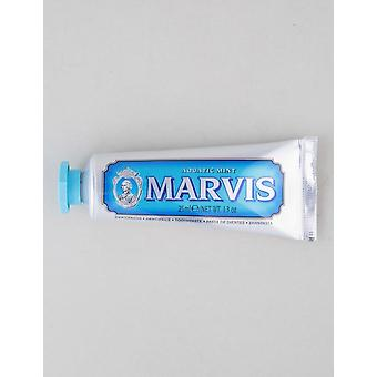 Marvis Aquatic Mint - Travel Toothpaste (25ml)