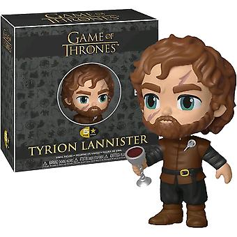 Game of Thrones Tyrion Lannister 5-Star Vinyl