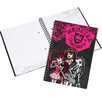 Import Book A5 Monster High (Babies and Children , Toys , School Zone)