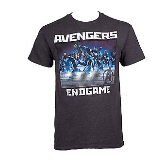 Avengers Endgame Heroes Lineup Hommes-apos;s T-Shirt