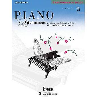 Piano Adventures - Performance Book - Level 2A - 9781616770839 Book