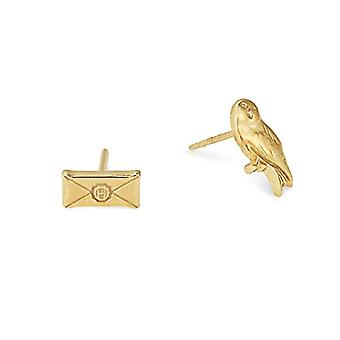 ALEX AND ANI Gold-plated Women's stud earrings - AS18HP12G