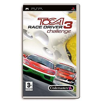 TOCA Race Driver 3 Challenge (PSP) - New
