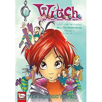 W.I.T.C.H. osa 1-Vol. 1-kaksitoista portaalit Disney-9780316476