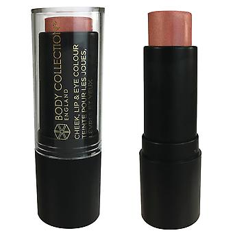 Body Collection Cheek, Lip & Eye Multiple Make Up Stick Make Me Blush