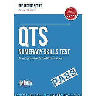 QTS Numeracy Test Questions: The ULTIMATE Guide to passing the QTS numerical tests: 1 (Testing Series)