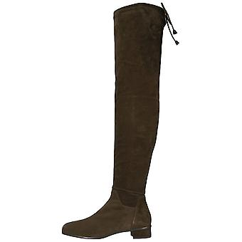 Aquatalia Women's LISABETTA Suede Knee High Boot