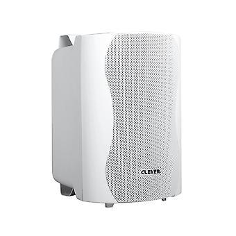 Slimme akoestiek Bgs25t 100V witte luidsprekers (paar)
