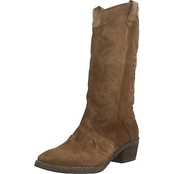 Botas amarelas Texas Color Brown