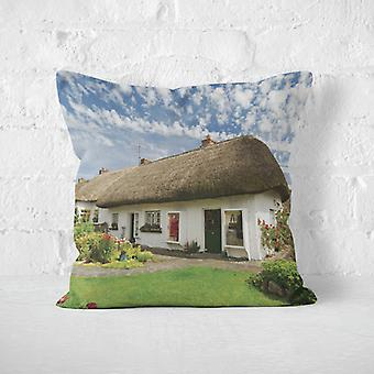 Meesoz Cushion Cover - White Cottage