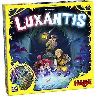 Luxantis Board Game