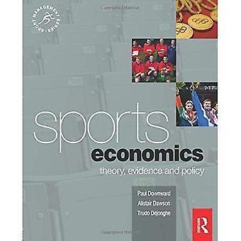 L'économie du sport: Theory, Policy and Evidence (gestion du Sport): théorie, Evidence and Policy