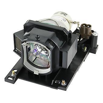 Lampada per proiettore di sostituzione potenza Premium con lampadina OEM per Hitachi DT01081