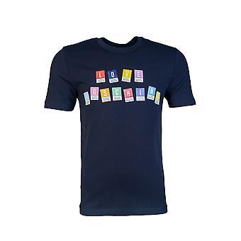 Moschino T Shirt Graphic Print M4731 2z E1811