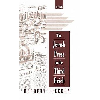 Den judiska pressen i tredje riket av Freeden & Herbert