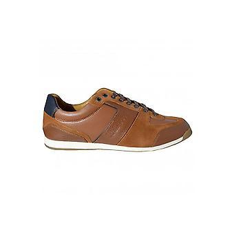 Hugo Boss Footwear Hugo Boss FootWear Mens Medium Brown Maze_Lowp_Tbsd
