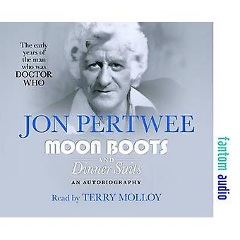 Moon Boots and Dinner Suits by Pertwee & Jon