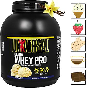 Universal Nutrition Ultra Whey Pro Dietary Supplement - About 67 Servings