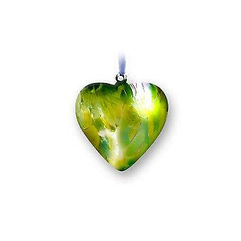 Nobile Glassware May Birth Gem Heart
