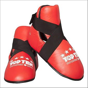 Top ten superfight 3000 leather kick red