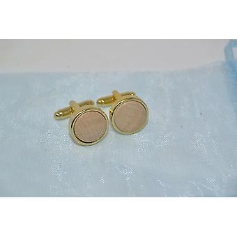 Cuffchets cufflinks beam gold plated cuff left handmade shirt wedding accessory