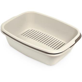 Ferribiella Complete Miso Cat Tub  (Cats , Grooming & Wellbeing , Covered Litter Trays)