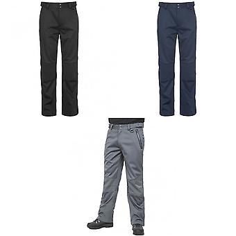 Trespass Mens Holloway Waterproof DLX Trousers