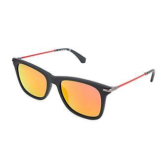 Calvin klein unisex zonnebril zwarte ckj512s