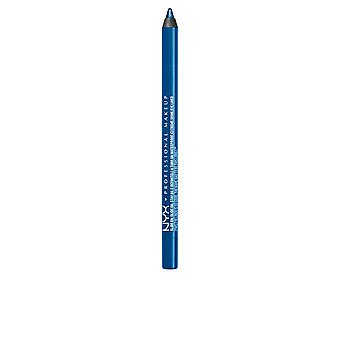 Nyx Slide On Waterproof Extreme Shine Eye Liner #sunrise Blue For Women