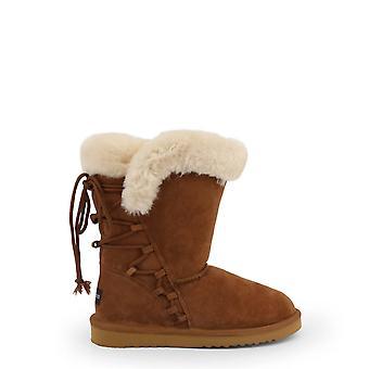 Laura Biagiotti Original Women Fall/Winter Ankle Boot - Brown Color 36454