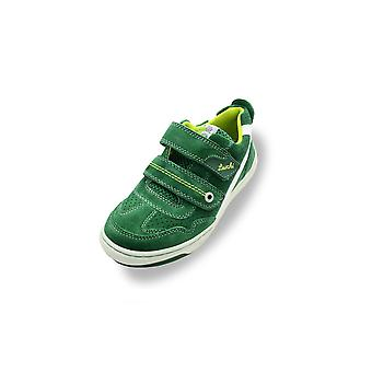 Lurchi bruce electric green trainer shoes