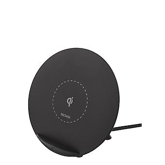 Wireless Charger for iPhone and Android, 5W, Black