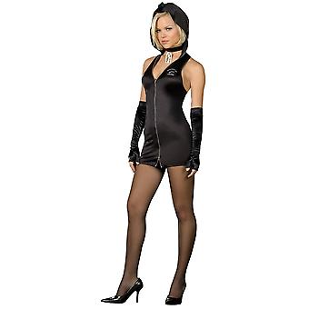 Women Sexy Jane Doe Costume