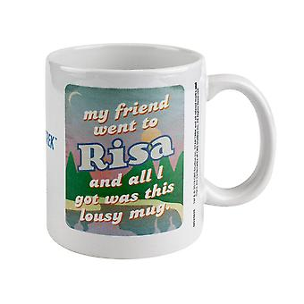 Star Trek, Mug - Risa
