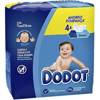 Dodot Mainline Baby Wipes 256 Spare Parts (Baby & Toddler , Diapering , Baby Wipes)