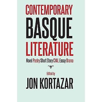 Contemporary Basque Literature by Kortazar & Jon
