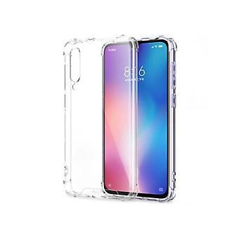 FONU Anti-Shock Verstevigde Backcover Hoesje Xiaomi Mi 9 SE - Transparant