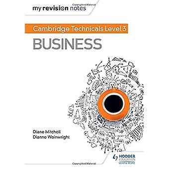 Min revisjon notater - Cambridge Technicals Nivå 3 Business av Dianne Wa