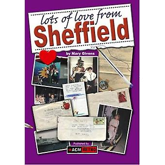Lots of Love from Sheffield by Mary Givens - 9781908431318 Book