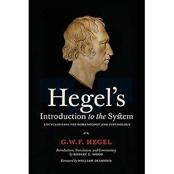 Hegels Introduktion til System - leksikon fænomenologi og P