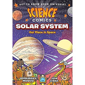 Science Comics - Solar System by Rosemary Mosco - 9781626721418 Book