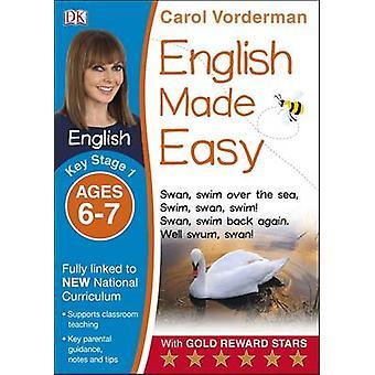 Engelsk Made Easy alderen 6-7 nøkkel fase 1 - alderen 6-7 - nøkkel stage 1 med bil