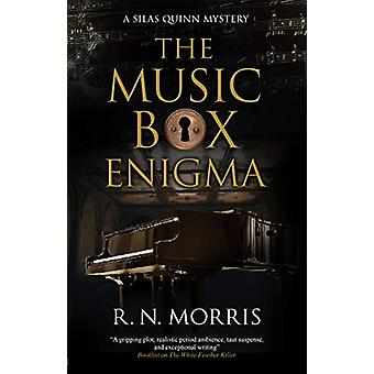 The Music Box Enigma by R.N. Morris - 9780727889553 Book