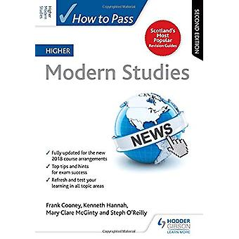 How to Pass Higher Modern Studies - Second Edition by Frank Cooney - 9