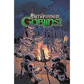Pathfinder - Goblins TPB by Adam Warren - 9781524109271 Book