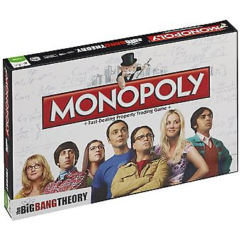 Monopoly Big Bang Theory Edition