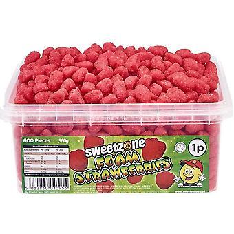 SweetZone Spuma căpșuni (600) piese 960g