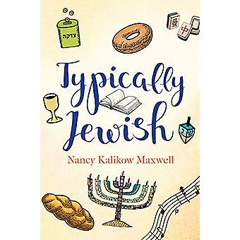 Typically Jewish by Nancy Kalikow Maxwell - 9780827613027 Book