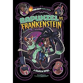 Rapunzel vs. Frankenstein - a Graphic Novel (Far out Fairy Tales) by M