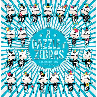 Dazzle of Zebras by Sarah Creese